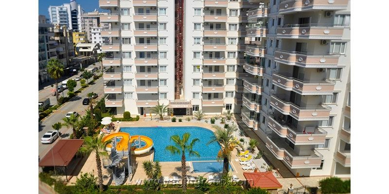 For Sale Apartment Alanya Mahmutlar