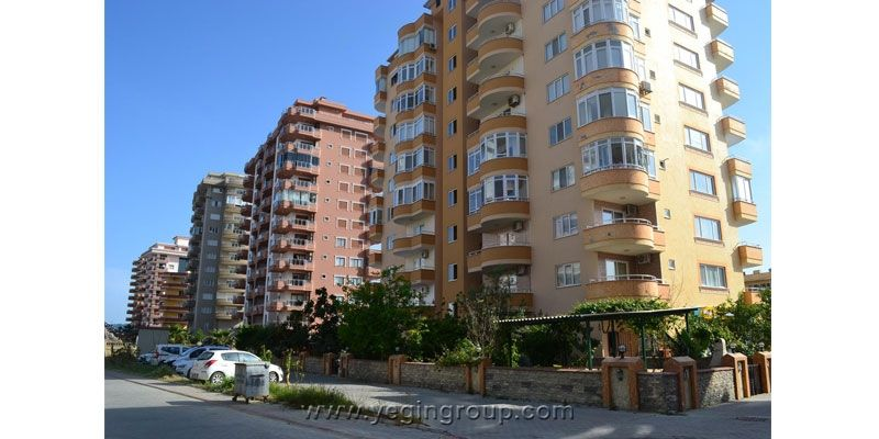 Furnished Apartment for sale Mahmutlar Alanya