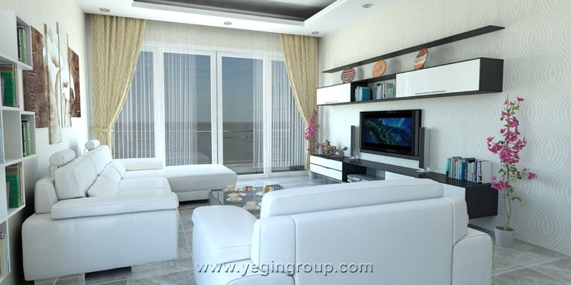 For sale luxury Penthouses in Alanya