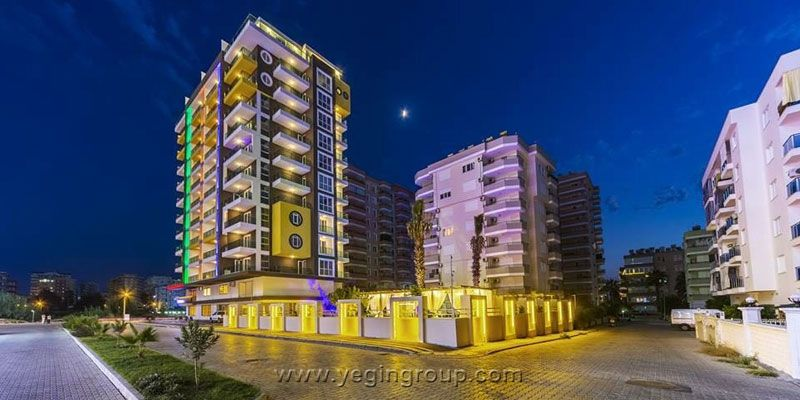 2 bedroom apartment for sale in Mahmutlar