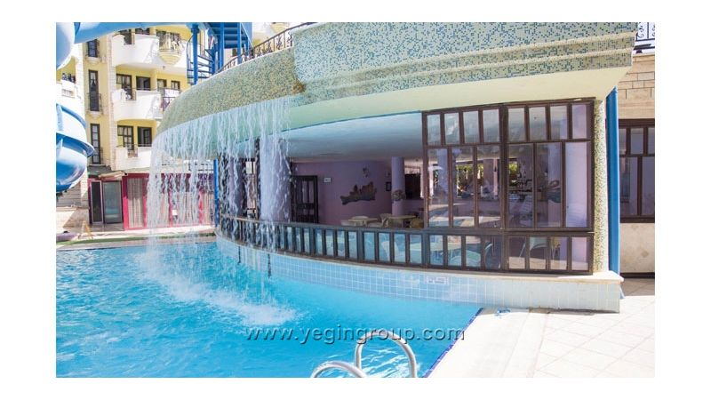 Alanya Beach apartments