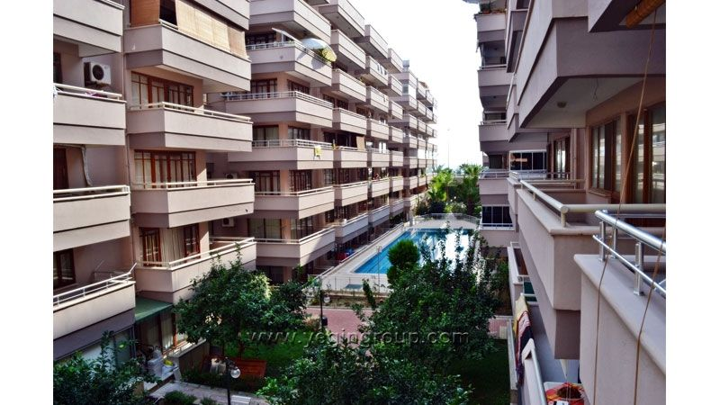 Fully Furnished Apartment For Sale In Mahmutlar