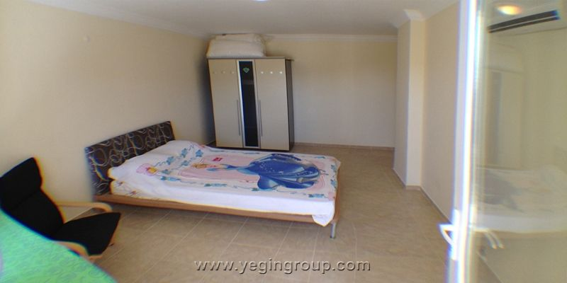 For rent furnished 3 bedroom apartment in Alanya