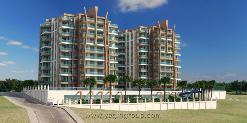 For sale Luxury apartments in instalment payment near the sea