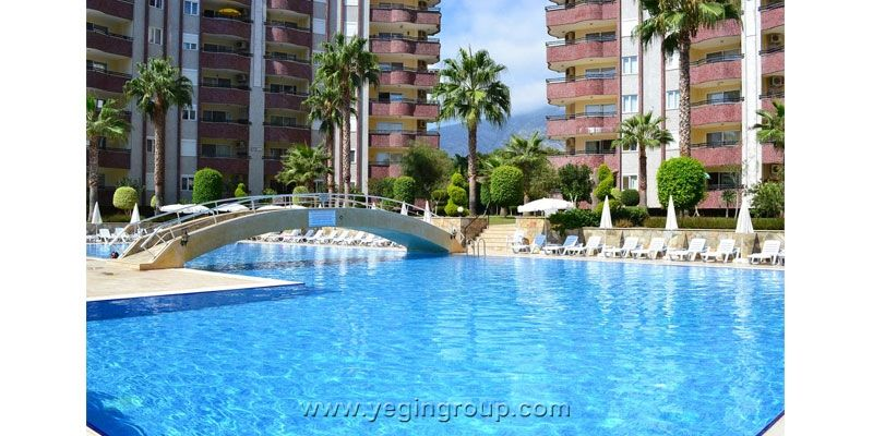 For Sale 3 bedroom Apartment in Mahmutlar Alanya