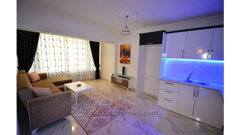 Furnished Apartment For Sale Mahmutlar