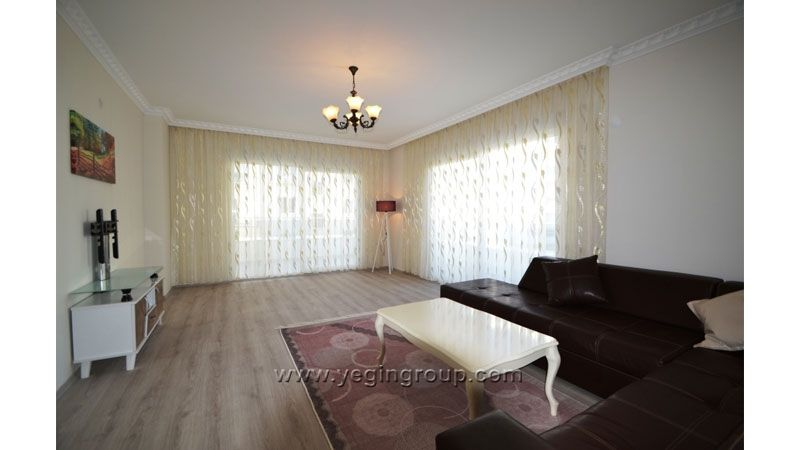 Furnished For Sale Apartment Mahmutlar Turkey