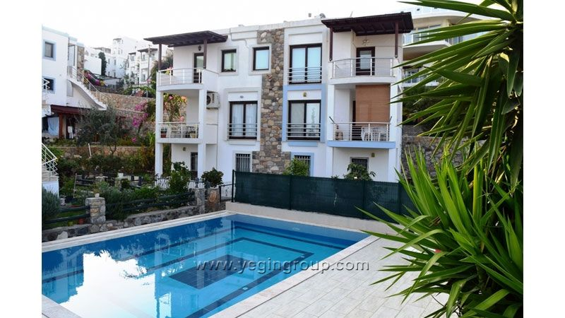 Apartments for sale gumbet Turkey