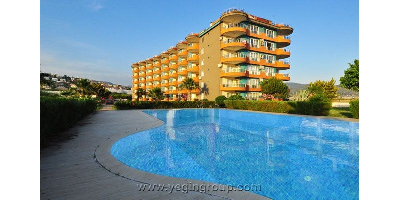 For Sale Apartment Alanya Demirtaş