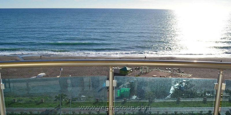 Seafront Apartment in Mahmutlar Alanya