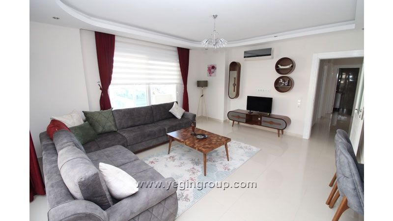 Mahmutlar For Sale Furnished Apartment
