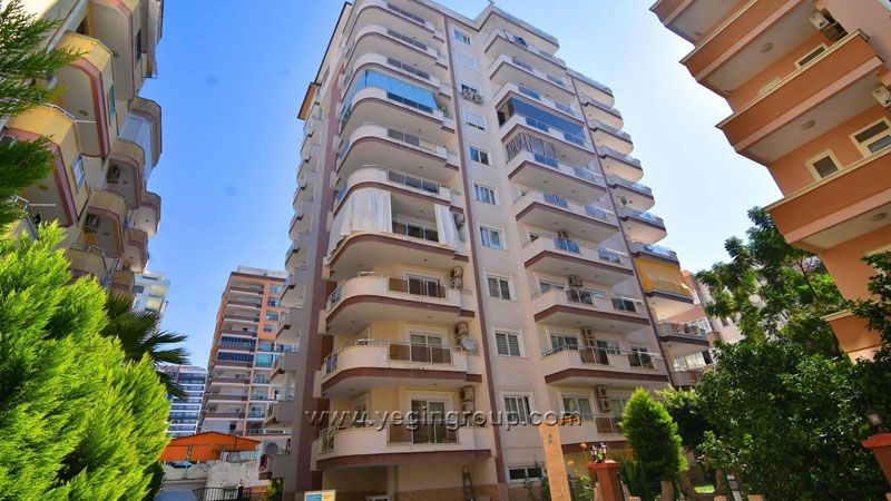 Apartment for sale in Mahmutlar