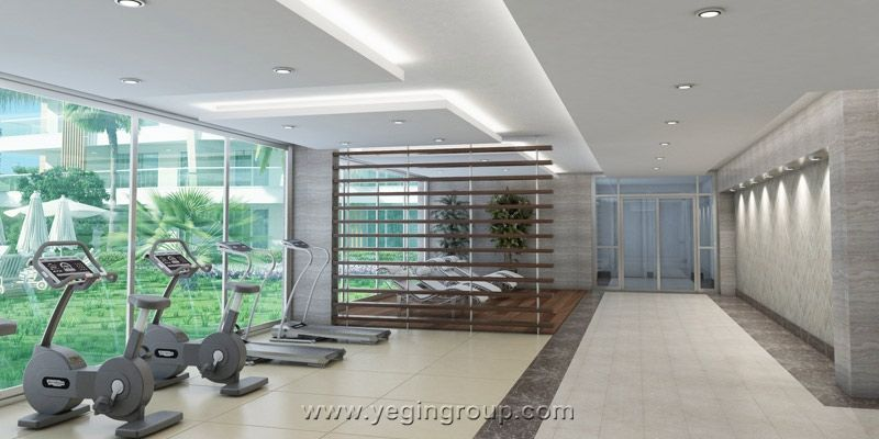 For sale luxury Penthouse in Oba in Alanya