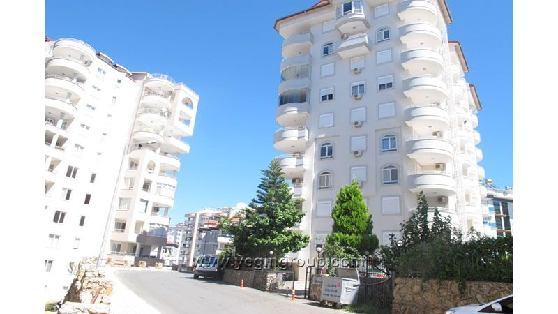Tosmur For Sale Furnished Apartment