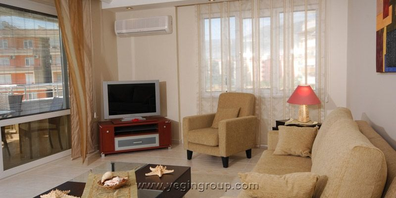 For sale luxury apartments close to sea in Alanya