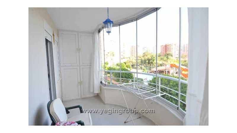 alanya sea view apartments for sale