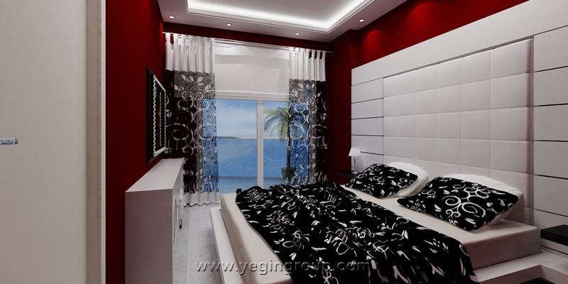 Apartments for investment in Alanya