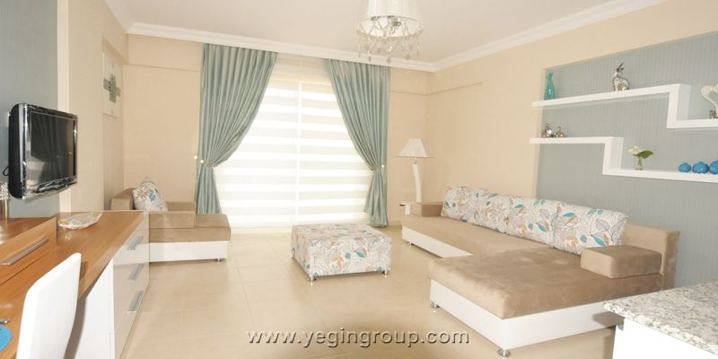 For sale studio apartments in Alanya