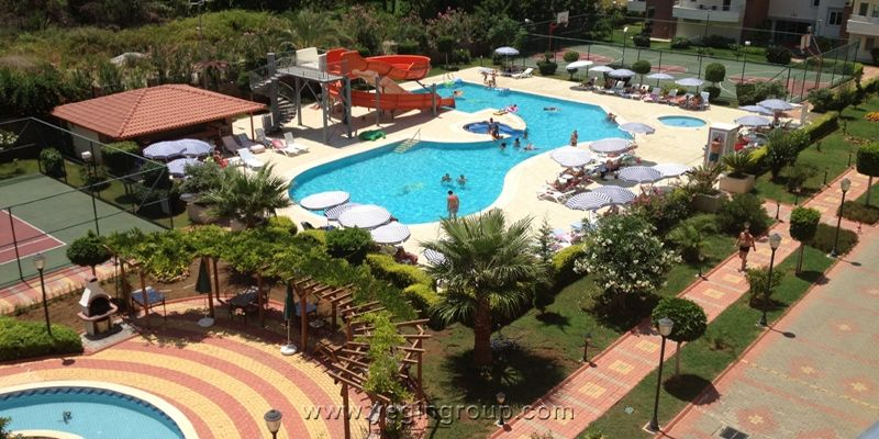For sale apartment in Alanya