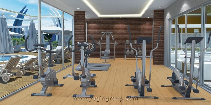 Apartments for sale in instalment payment in Alanya