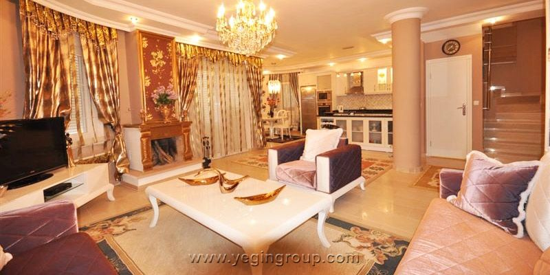 For sale detached villa in Alanya