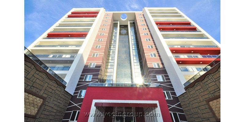1+1 Apartment For Sale in Alanya Mahmutlar