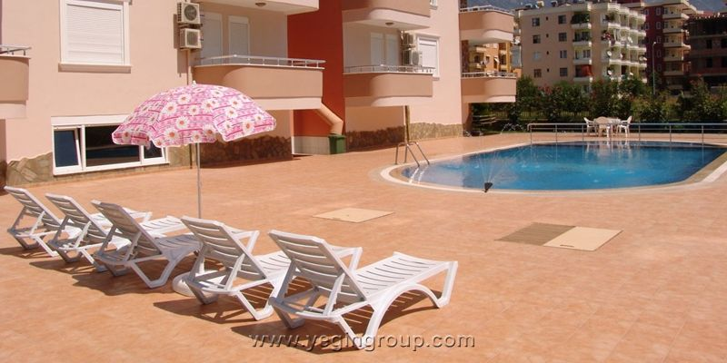 For sale 4 bedroom penthouses in Mahmutlar in Alanya