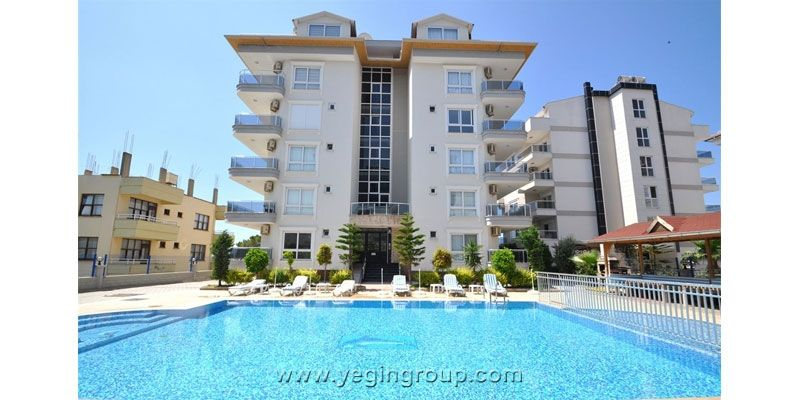 Apartment for sale Alanya Kestel