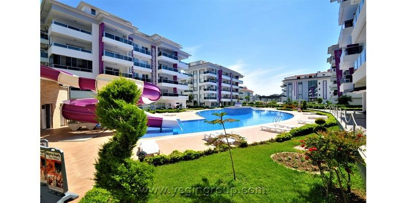 2 bedroom Apartment for sale in Kestel Alanya